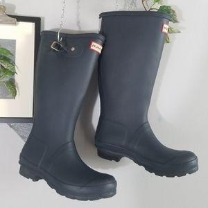 Hunter Original Kids Wellington Rain Boots 5G/4B